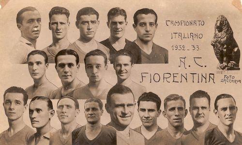 storia della fiorentina