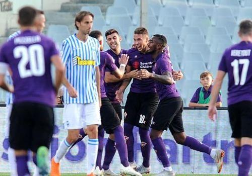 highlights fiorentina-spal 3-0