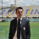 Vincenzo Montella è il nuovo allenatore della Fiorentina