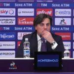 La prima conferenza stampa di Montella-bis