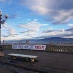 Sciopero dei tifosi contro i Della Valle: e a Firenze appaiono striscioni