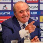 """Commisso in coferenza stampa: """"Vorrei competere con la Juve"""""""