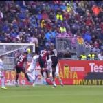 Cagliari-Fiorentina (FINALE) 5-2: la doppietta di Vlahovic nel buio viola.