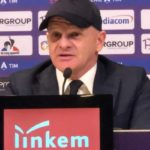 """Iachini: """"Dobbiamo concretizzare. Con Lazio e Brescia meritavamo 6 punti"""""""