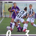 La Femminile affonda in casa contro la Juventus